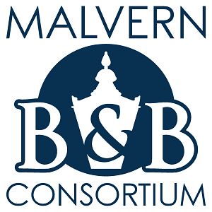 Malvern bed and breakfast Consortium, sponsor of Malvern Walking Festival